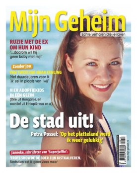 Mijn Geheim 18, iOS & Android  magazine