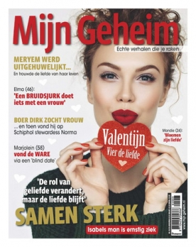 Mijn Geheim 3, iOS & Android  magazine
