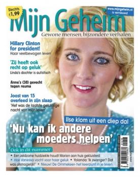 Mijn Geheim 10, iOS & Android  magazine