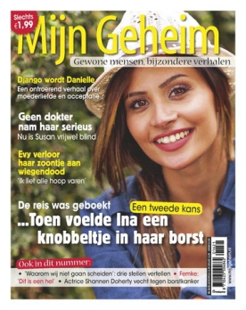 Mijn Geheim 21, iOS & Android  magazine