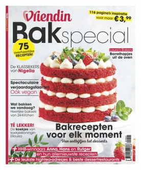 Vriendin Special 3, iOS & Android  magazine