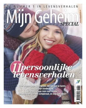 Mijn Geheim special 1, iOS, Android & Windows 10 magazine