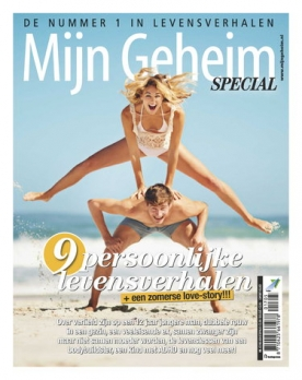Mijn Geheim special 5, iOS, Android & Windows 10 magazine