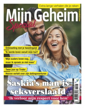 Mijn Geheim special 6, iOS & Android  magazine