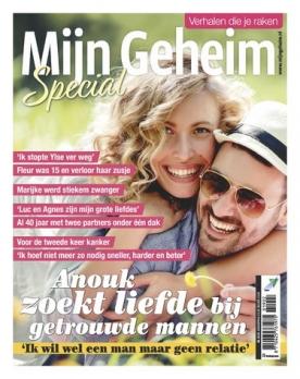 Mijn Geheim special 2, iOS & Android  magazine