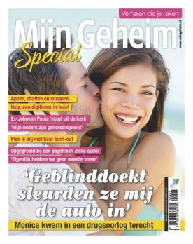 Mijn Geheim special 3, iOS & Android  magazine