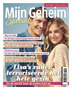 Mijn Geheim special 4, iOS & Android  magazine