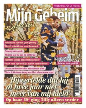 Mijn Geheim special 5, iOS & Android  magazine