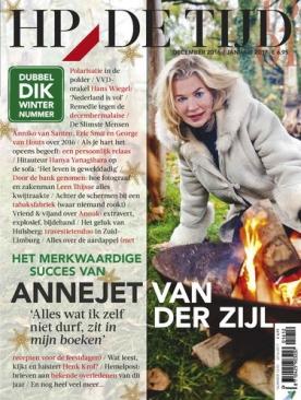 HP De Tijd 12, iOS & Android  magazine