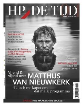 HP De Tijd 4, iOS & Android  magazine
