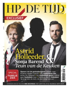 HP De Tijd 5, iOS & Android  magazine
