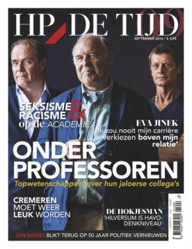 HP De Tijd 9, iOS & Android  magazine