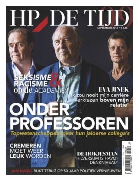 HP De Tijd 9, iOS & Android  magazine