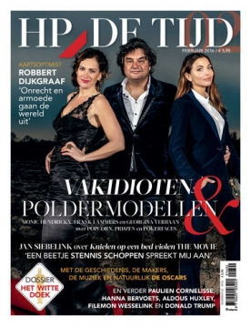HP De Tijd 2, iOS & Android  magazine