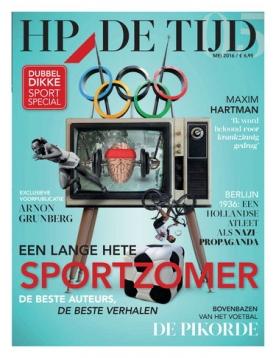 HP De Tijd 5, iOS & Android  magazine