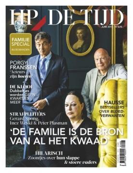 HP De Tijd 6, iOS & Android  magazine