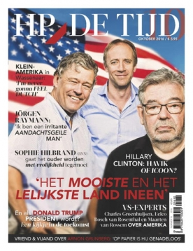 HP De Tijd 10, iOS & Android  magazine