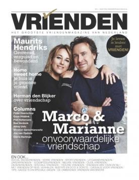 Vrienden 1, iOS & Android  magazine