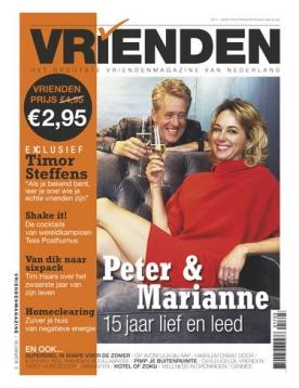Vrienden 3, iOS & Android  magazine