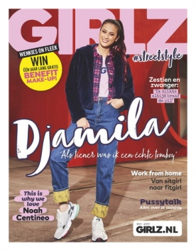 Girlz 1, iOS & Android  magazine