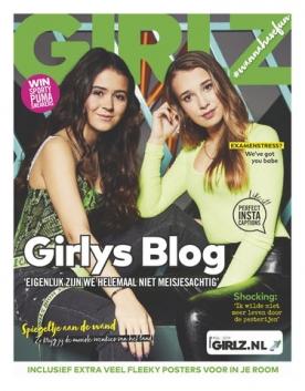 Girlz 4, iOS & Android  magazine