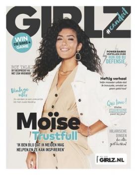 Girlz 10, iOS & Android  magazine