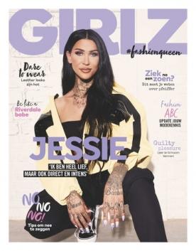 Girlz 11, iOS & Android  magazine