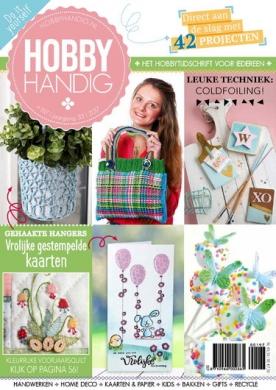 HobbyHandig 197, iOS & Android  magazine