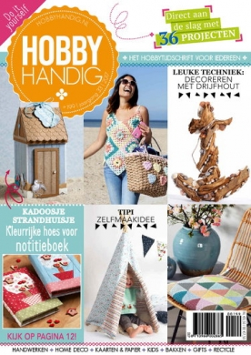 HobbyHandig 199, iOS, Android & Windows 10 magazine