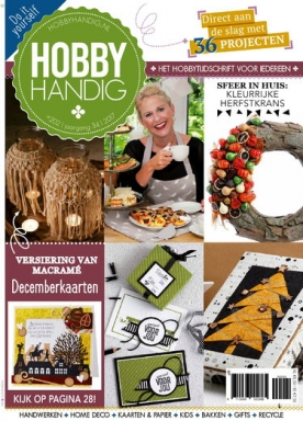HobbyHandig 202, iOS, Android & Windows 10 magazine