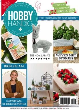 HobbyHandig 207, iOS & Android  magazine