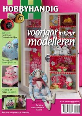 HobbyHandig 166, iOS, Android & Windows 10 magazine
