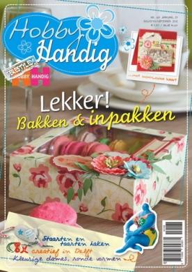 HobbyHandig 168, iOS & Android  magazine