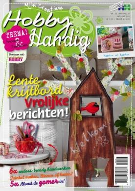 HobbyHandig 173, iOS & Android  magazine