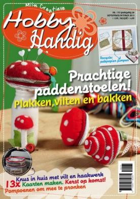 HobbyHandig 175, iOS & Android  magazine