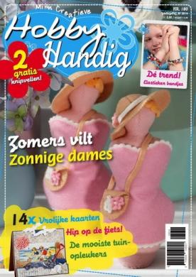 HobbyHandig 180, iOS & Android  magazine