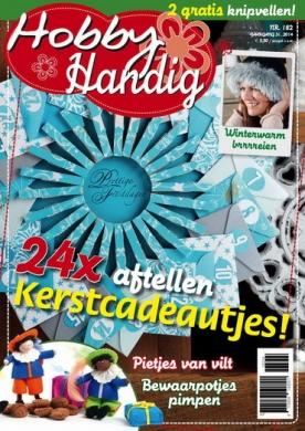 HobbyHandig 182, iOS, Android & Windows 10 magazine