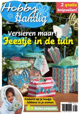 HobbyHandig 186, iOS, Android & Windows 10 magazine