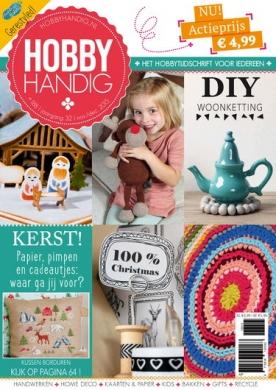 HobbyHandig 188, iOS, Android & Windows 10 magazine