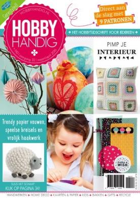 HobbyHandig 190, iOS & Android  magazine