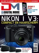 Digital Movie 7, iOS & Android  magazine
