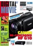 Digital Movie 8, iOS & Android  magazine
