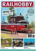Railhobby 383, iOS, Android & Windows 10 magazine