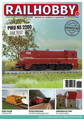 Railhobby 384, iOS & Android  magazine