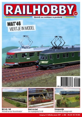 Railhobby 385, iOS & Android  magazine