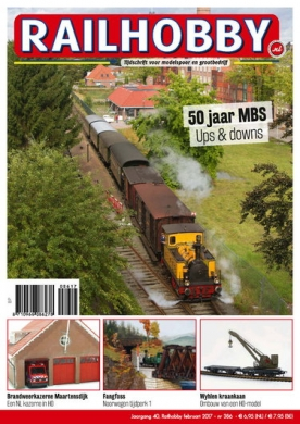 Railhobby 386, iOS & Android  magazine