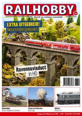 Railhobby 387, iOS & Android  magazine