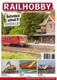 Railhobby 388, iOS & Android  magazine