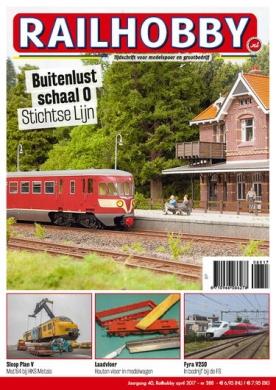 Railhobby 388, iOS & Android  magazine