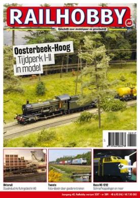 Railhobby 389, iOS & Android  magazine